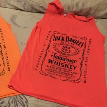 Jack Daniels pink