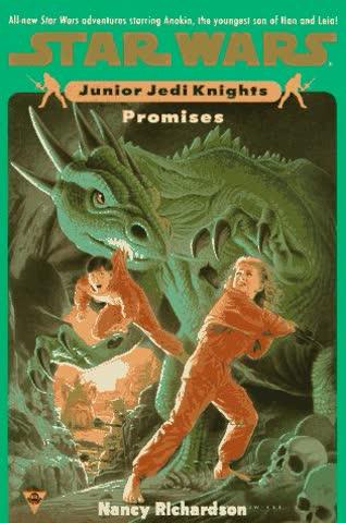 Star wars: junior jedi knights (#3): promises