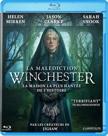 La Malédiction Winchester (Blu-ray)
