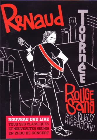 Renaud - Live - Bercy