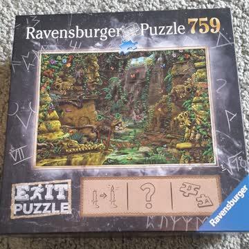 Ravensburger Exit Puzzle
