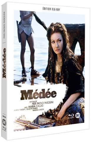 Médée [Blu-ray] [FR Import]