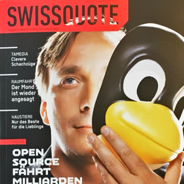 Swissquote Mai 18