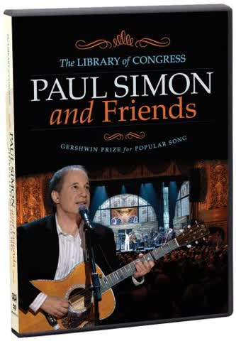 Simon Paul & Friends - The Library of Congress