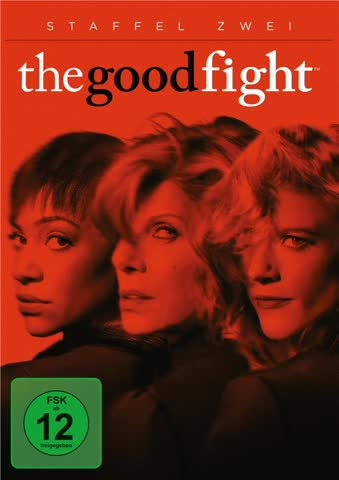 The Good Fight - Staffel 2 [4 DVDs]