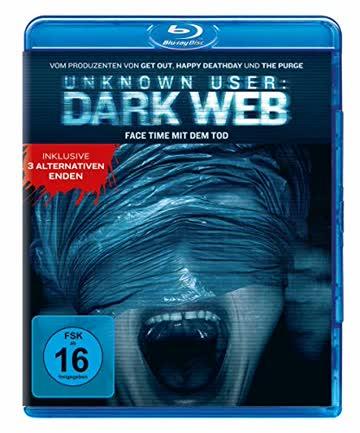 Unknown User: Dark Web [Blu-ray]