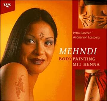 Mehndi. Bodypainting mit Henna
