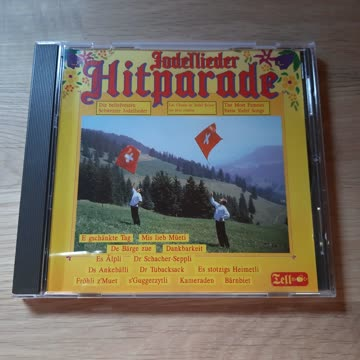 Jodellieder Hitparade
