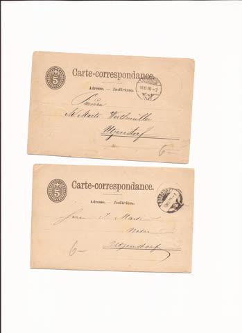 2 postkarten n5