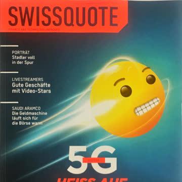 Swissquote Juli 2019