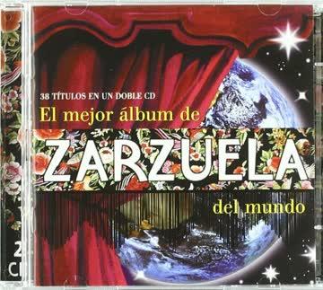 Various Artists - El Mejor Album de Zarzuela Del