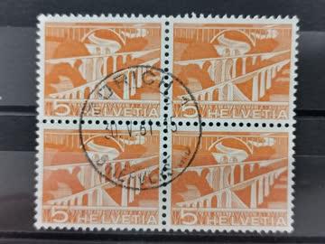 1949 Viererblock