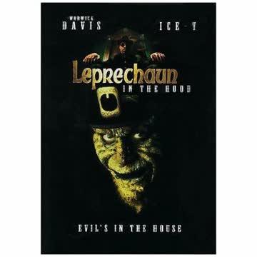 LEPRECHAUN IN THE HOOD - LEPRECHAUN IN THE HOOD (1 DVD)