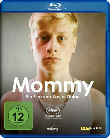 MOMMY (BLU-RAY) - VARIOUS