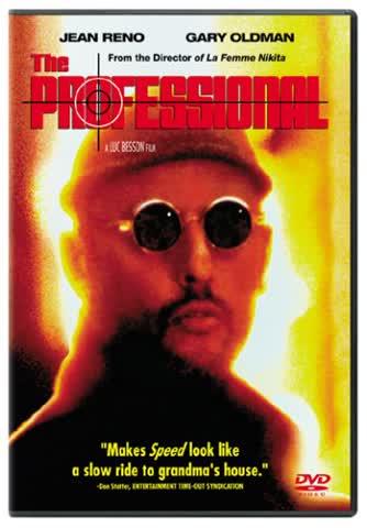 Professional [DVD] [1995] [Region 1] [US Import] [NTSC]