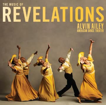 Alvin American Dance Ailey - Revelations