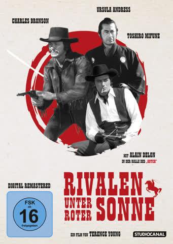 Rivalen unter roter Sonne - (Digital Remastered)