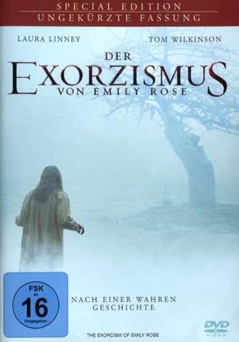 DVD DER EXORZISMUS VON EMILY ROSE