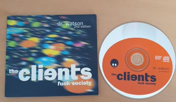 The clients Funk Society , - dr. Watson 2nd Edition