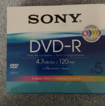 DVD zum Bespielen