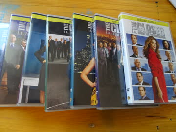 The Closer komplette Serie (Deutsch)