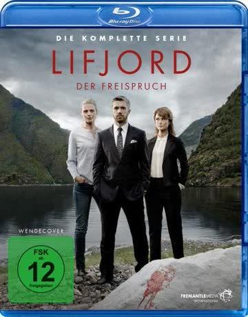 Lifjord - Der Freispruch - Staffel 1 + 2 [Blu-ray] [2015]