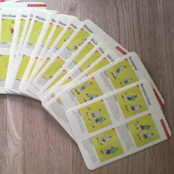 Fussball Trainingskarten