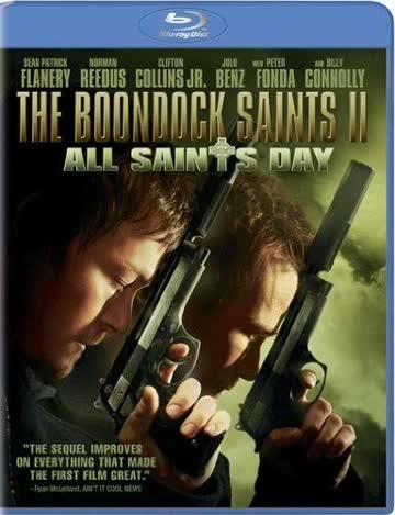 Boondock Saints 2: All Saints Day [Blu-ray] [2009] [US Import]