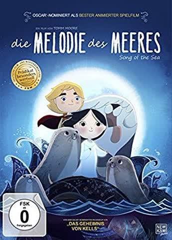 Die Melodie des Meeres (song of the sea) 89Min.