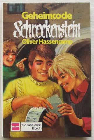 Geheimcode Schreckenstein. Bd. 23