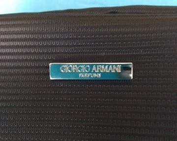 Necessaire Giorgio Armani Parfums