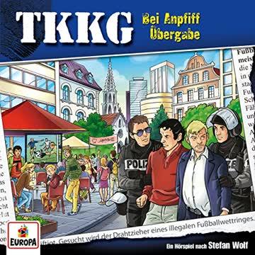 TKKG 197, BEI ANPFIFF ÜBERGABE