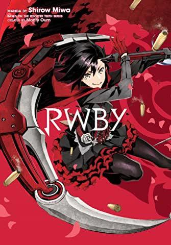 RWBY, Vol. 1