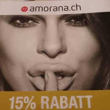 15% Rabatt bei amorana.ch