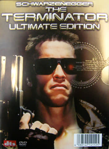 The Terminator - Ultimate Edition (Japan-Import)
