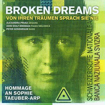 Broken Dreams - Hommage an Sophie Täuber-Arp