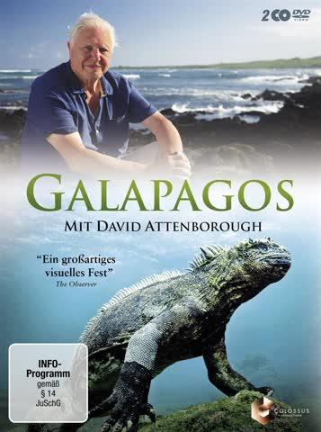 Galapagos mit David Attenborough