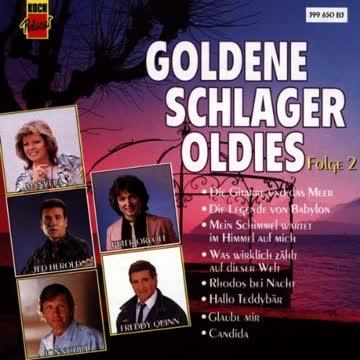Various - Goldene Schlager Oldies-Fol.2