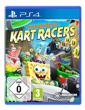 Nickelodeon Kart Racers [PS4]