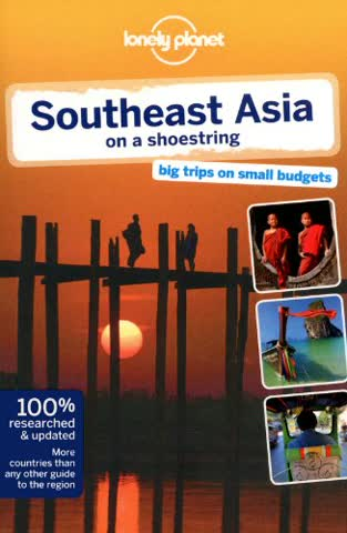 Southeast Asia on a Shoestring by Williams, China ( Author ) ON Jul-01-2012, Paperback