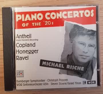 Piano Concertos of the '20s