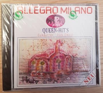 Allegro Milano plays Queen-Hits