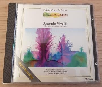 Meister Klassik - Vivaldi - Die vier Jahreszeiten op. 8