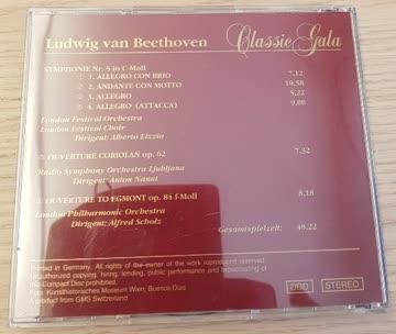Classic Gala - Beethoven - Symphonie Nr. 5 in C-Moll OP. 67