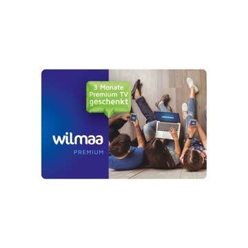 Wilmaa - 3 Monate Premium TV