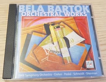 Béla Bartók - Orchestral Works