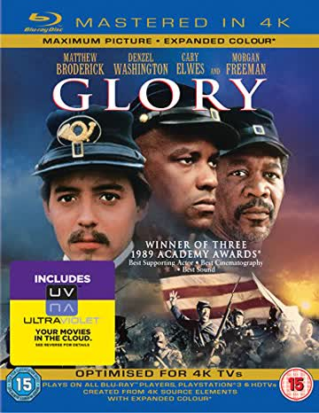 Glory - Mastered in 4K [Blu-ray] [UK Import]