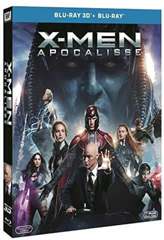 X-MEN: APOCALISSE [Blu-ray 3D + Blu-ray]