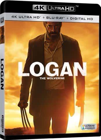 Logan - The Wolverine [4k Ultra HD+ Blu-ray] Italian Import