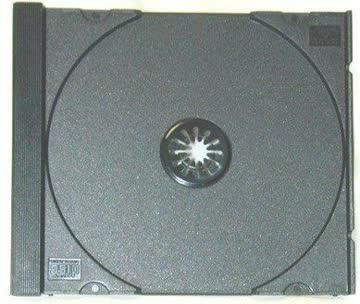 25 Stk. CD - Tray schwarz (CD Innenteil) AKTION!!!